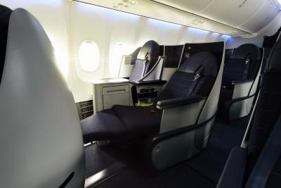 Copa Airlines présente son nouvel appareil B737 Max