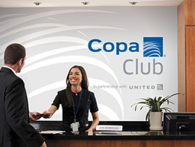 Copa Airlines - Salons Copa Club
