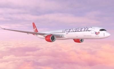 Virgin Atlantic - Ouverture des réservations pour l'A350