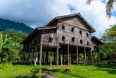A la découverte de Sarawak sur l'île de Bornéo