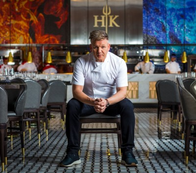 Gordon Ramsay ouvre un restaurant Hell's Kitchen au lac Tahoe